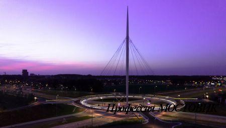 Мост Ховенринг (Эйндховен)/The Hovenring (Eindhoven)