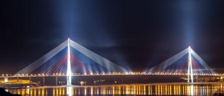 Самый длинный вантовый мост в мире