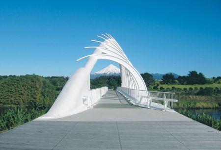 Мост в форме ребра