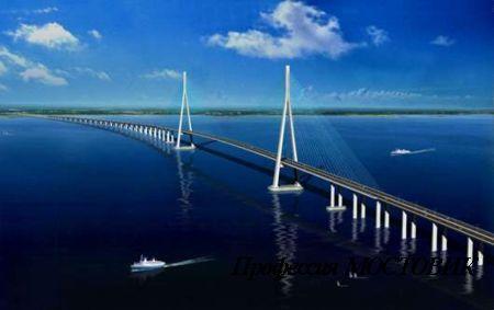 Qingdao Haiwan Bridge (China)