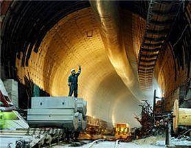 Мега-инженерные проекты: Тоннель под Беринговым проливом