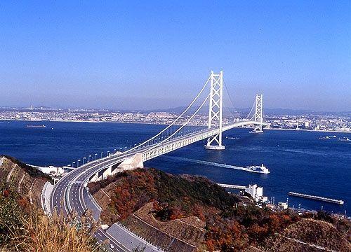 Мост Акаси-Кайке(National Geographic)
