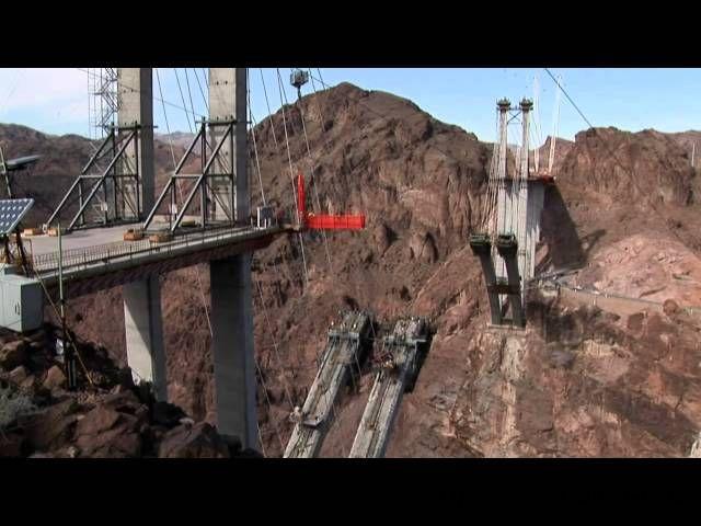 Суперсооружения. Мост через плотину Гувера