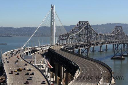 Дерзкие проекты. Мост в заливе Окланд